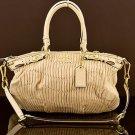 Coach 18620 Madison Sophia Gathered Leather shoulder bag purse