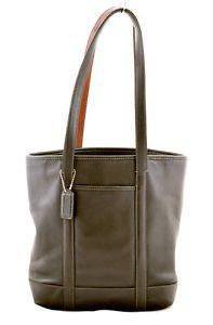 Coach 5187 Hampton Tote shoulder Bag