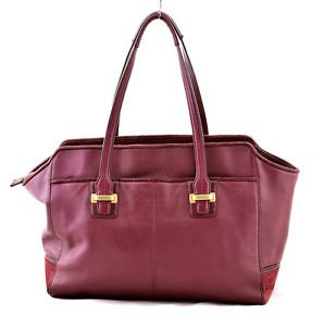 Coach  F25205 Taylor Leather Alexis Carryall Tote shoulder bag
