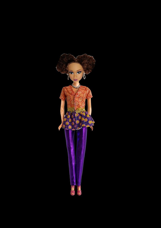 Queens of Africa Dolls - Nneka