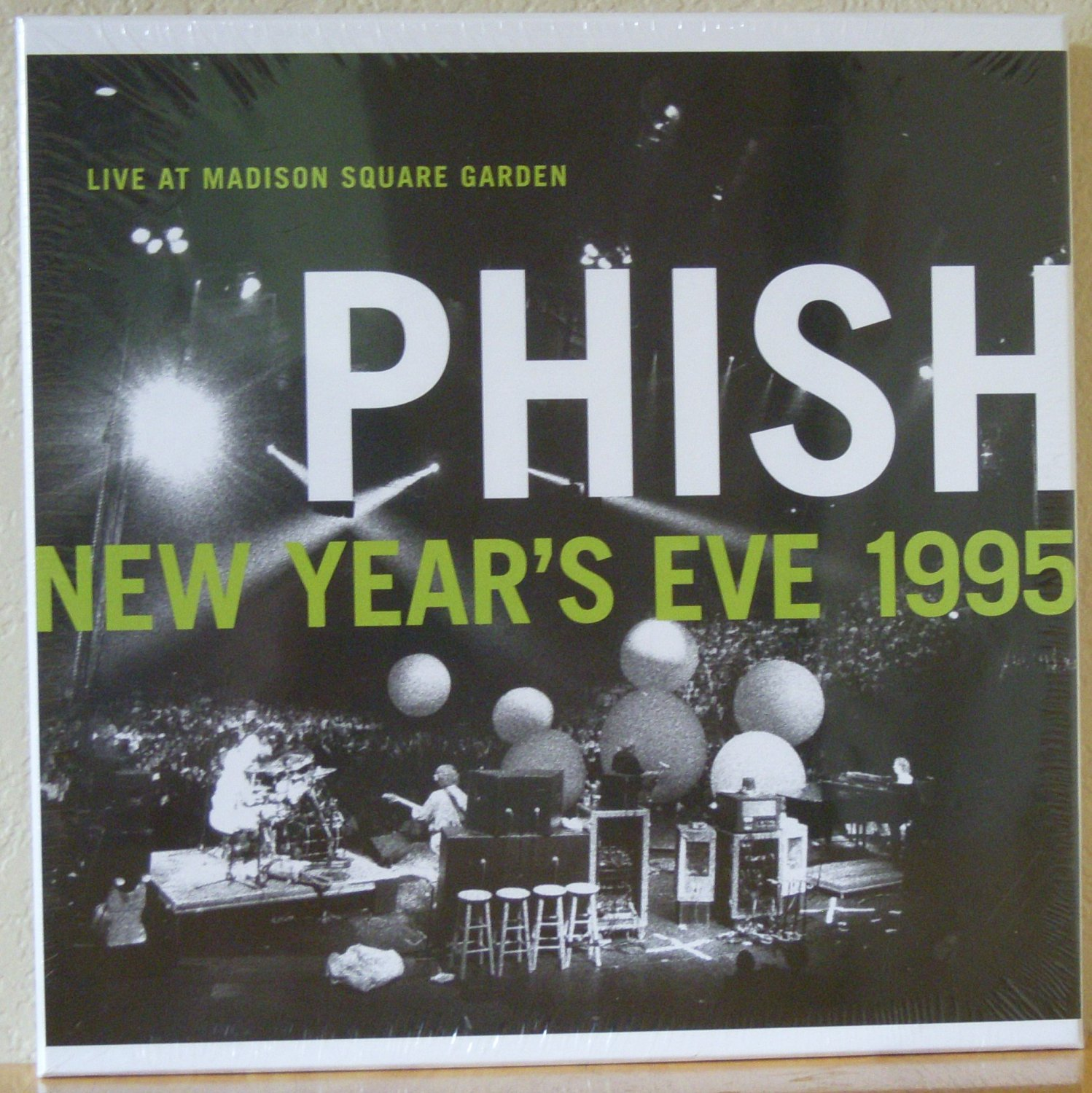 "PHISH New Year's Eve 1995 Live At Madison Square Garden 2015 US RSD 6 X 12"" Box Set LP"