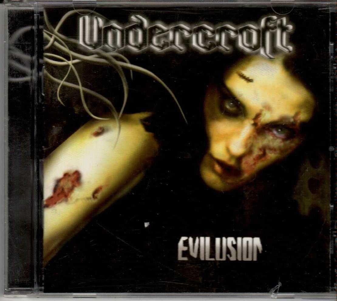 UNDERCCROFT Evilusion 2002 US 11 Track CD Album