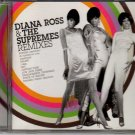 DIANA ROSS & THE SUPREMES Remixes 2007 Japanese 11 Track CD Album