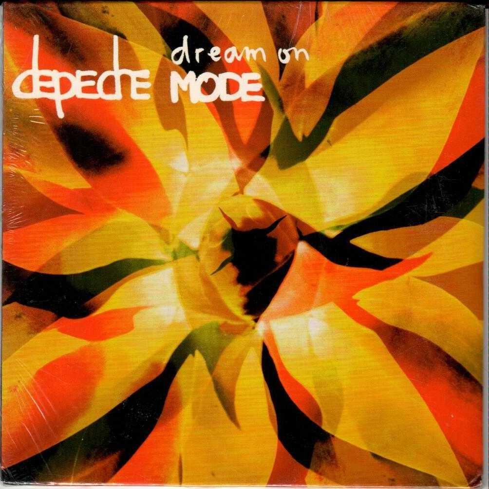 DEPECHE MODE Dream On 2001 UK 3 Track CD Single