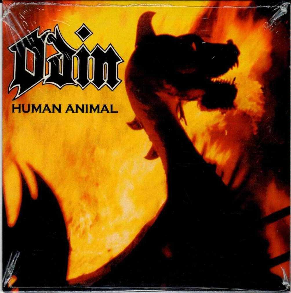 ODIN Human Animal 2009 US 3 Track CD Single