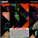 YPPAH Tiny Pause 2015 European 9 Track Promotional CD Album