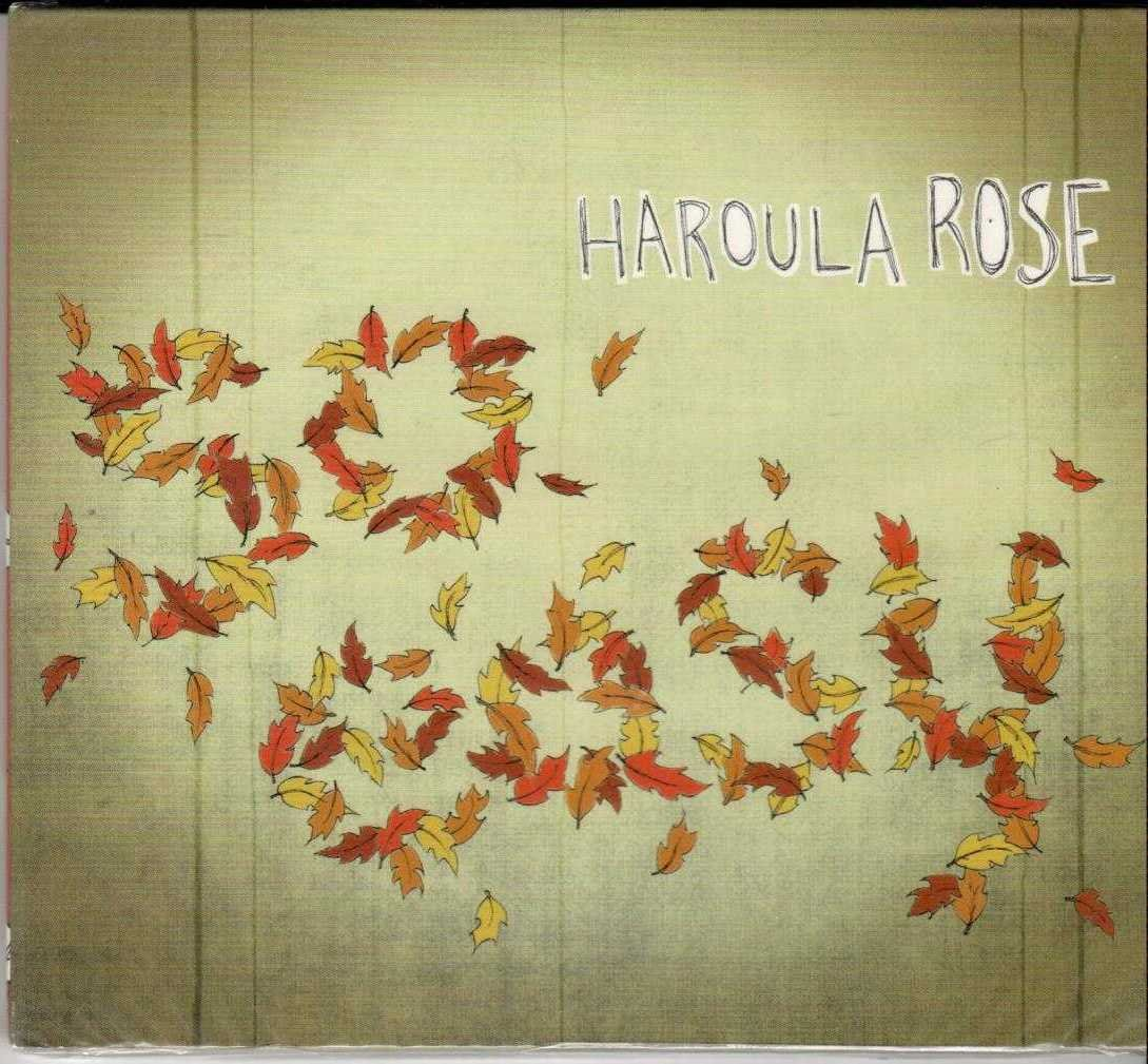 HAROULA ROSE So Easy 2012 US 5 Track CD EP