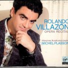 ROLANDO VILLAZON Opera Recital 2006 European 15 Track CD + DVD Set