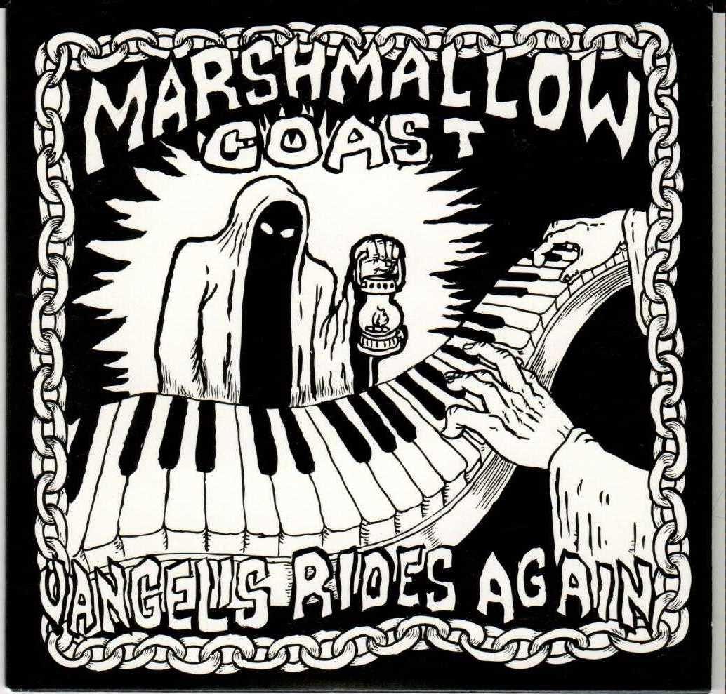 MARSHMALLOW COAST Vangelis Rides Again 2015 US 9 Track CD Album