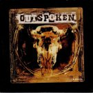 OUTSPOKEN Bitter Shovel 2003 US 12 Track Promotional CD Album