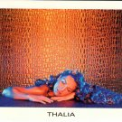 "THALIA Rosalinda 2000 US 7"" X 5"" Official Two Sided Postcard"