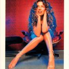 "THALIA Regresa A Mi 2000 US 5"" X 7"" Official Two Sided Postcard"