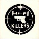 HI-FI KILLERS Loaded 1997 US 13 Track Promotional CD Album Advance