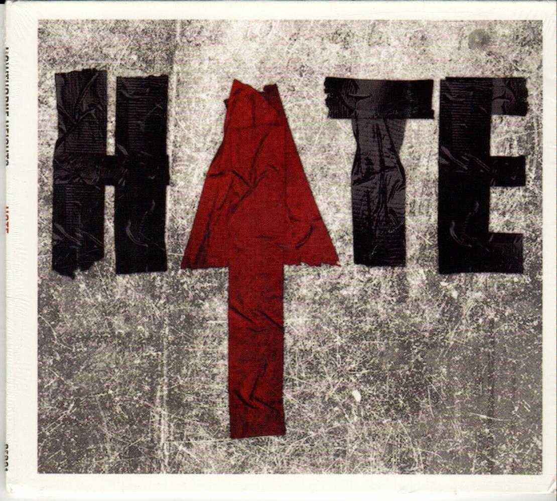 HAWTHORNE HEIGHTS Hate 2011 US 9 Track CD Album