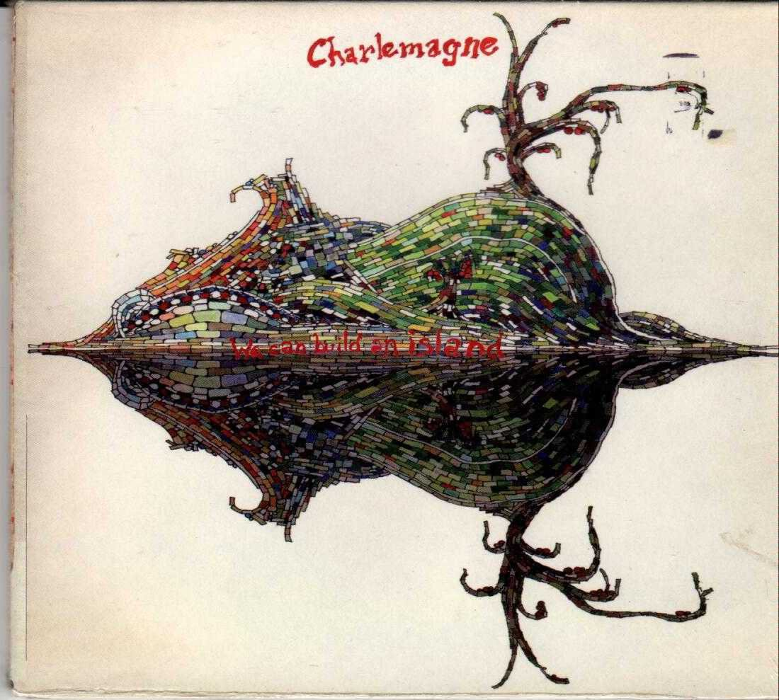CHARLEMAGNE We Can Build An Island 2007 US 11 Track CD Album