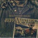 JEFF MENTEER The Nature Of My Dreams 2011 US 12 Track CD Album