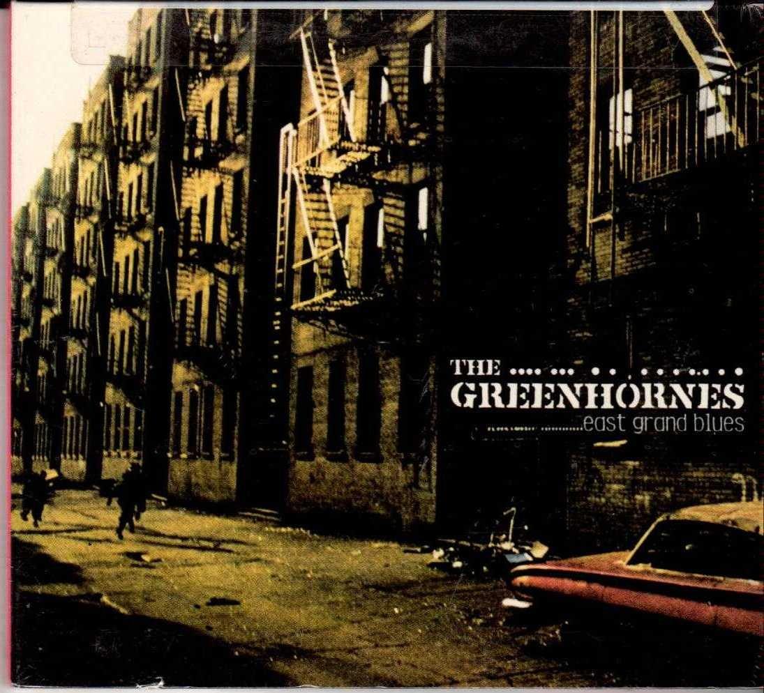 THE GREENHORNES East Grand Blues 2005 US 5 Track CD Album