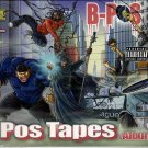 B-POS Pos Tapes The Album 2012 US 17 Track CD Album