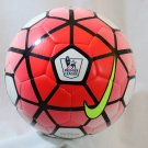 Replica Nike Pitch EPL Barclays Premier League 15/16 Soccer Ball Red, Size 5, Made In Sialkot
