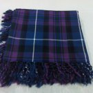 Pride of Scotland Tartan Kilt Flyplaid Shawl Brooch Kilt Pin Flashes