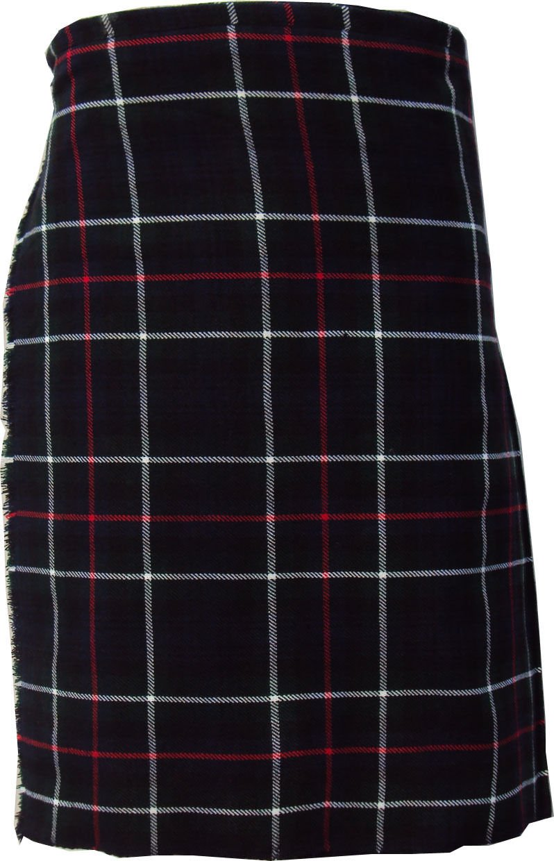 Handmade Highland Mackenzie Tartan 8 Yard Kilt Active Men Scottish Kilt Fit To 50 Waist Size
