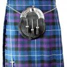 32 Size Pride of Scotland Tartan Kilt Traditional Highlands Pride of Scotland 5 Yards Tartan Kilt