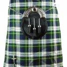 Waist 46 Dress Gordon Tartan Kilt Traditional Highland Dress Gordon 5 Yards Kilt