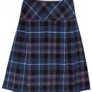 Ladies Pride of Scotland Tartan Scottish Micro Mini Billie Pleated Kilt W40