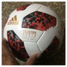 Official Adidas Telstar 2018 Russia World Cup Replica Soccer Ball (White/Solar Red/Black)