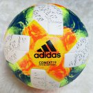 ADIDAS BALL CONEXT19 MATCH USED NETHERLANDS WOMEN'S WORLD CUP FRANCE 2019 Size 5