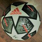 Adidas UEFA Champions League Finale Istanbul 21 20th Anniversario Calcio Argento