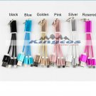 2 in 1 Micro USB + Lightning Sync Data Charger Adapter Cable For Iphone Samsung