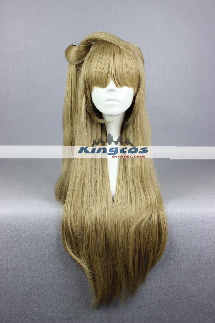 High Quality Synthetic Manga Love Live! School Idol Project Minami Kotori Wig Blonde Long