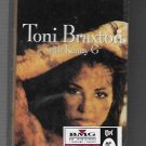 TONI BRAXTON with KENNY G - HOW COULD AN ANGEL BREAK MY HEART - CASSETTE  1997