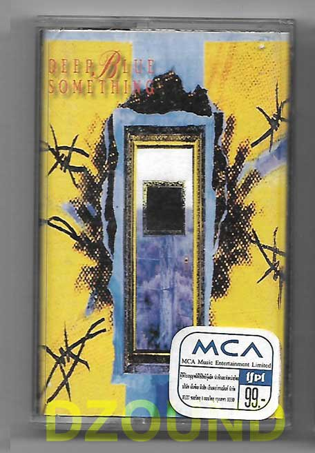DEEP BLUE SOMETHING - HOME- THAI MUSIC CASSETTE 1995