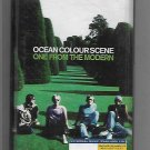 OCEAN COLOUR SCENE - ONE FROM TE MODERN - THAI MUSIC CASSETTE 1999