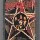 REPUBLICA - REPUGLICA - THAI MUSIC CASSETTE 1996