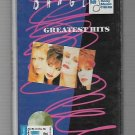 BANGLES - GREATEST HITS - CASSETTE  1990