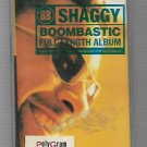 SHAGGY - BOOMBASTIC - MUSIC CASSETTE 1995