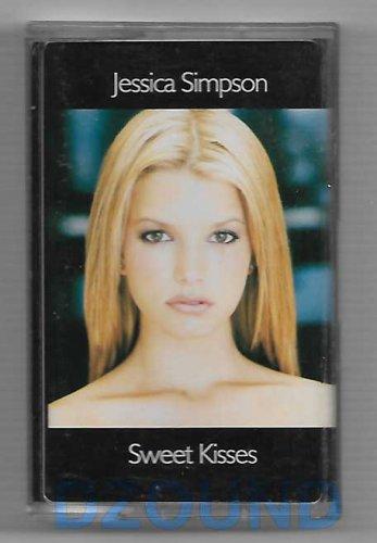 JESSICA SIMPSON - SWEET KISSES - MUSIC CASSETTE 1999