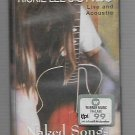 RICKIE LEE JONES - NAKED SONGS - MUSIC CASSETTE 1995