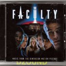 OST -  THE FACULTY - Original SoundTrack CD -  Jordana Brewster, Clea DuVall, Laura Harris