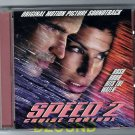 OST -  SPEED 2 Cruise Control - Original SoundTrack CD -  Sandra Bullock, Jason Patric
