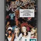 ALL SAINTS - SAINTS & SINNERS - THAI MUSIC CASSETTE 2000