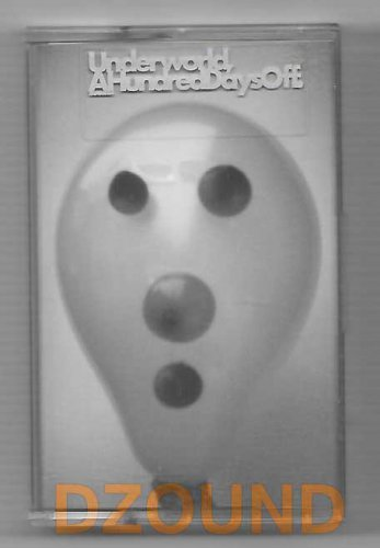 UNDERWORLD - A HUNDRED DAYS OFF - THAI MUSIC CASSETTE 2002