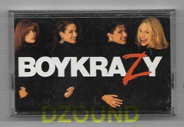 BOY KRAZY - BOYKRAZY - THAI MUSIC CASSETTE 1993