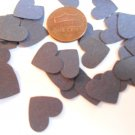 black heart confetti wedding supplies paper confetti hearts party supplies craft confetti