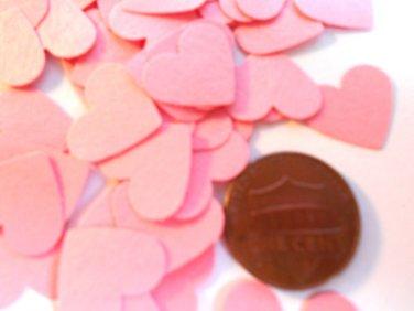 Pink heart confetti party supplies wedding confetti paper confetti hearts