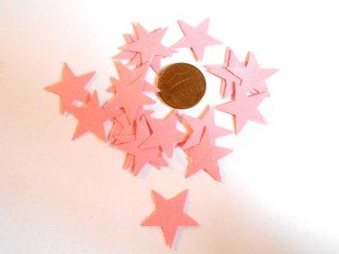 Pink star confetti paper confetti stars party supplies wedding supplies party confetti