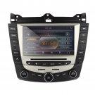 "8"" Car GPS Navigation Radio DVD IPOD RDS TV For 2003-2007 Honda Accord"